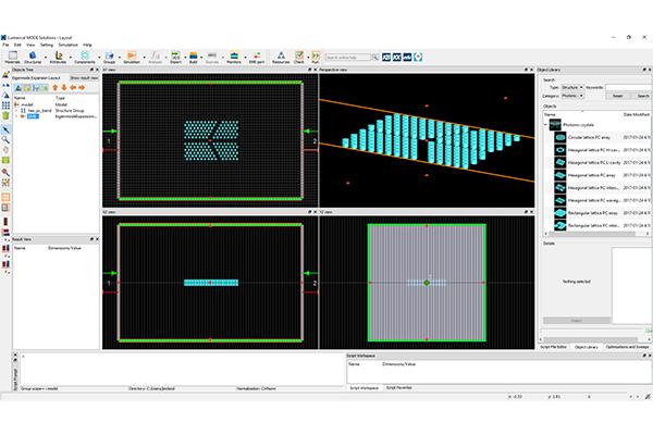 MODE 3D CAD Environment